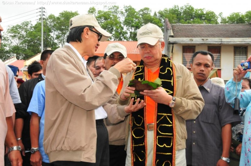 Prime Minister's visit to Cabbage Festival