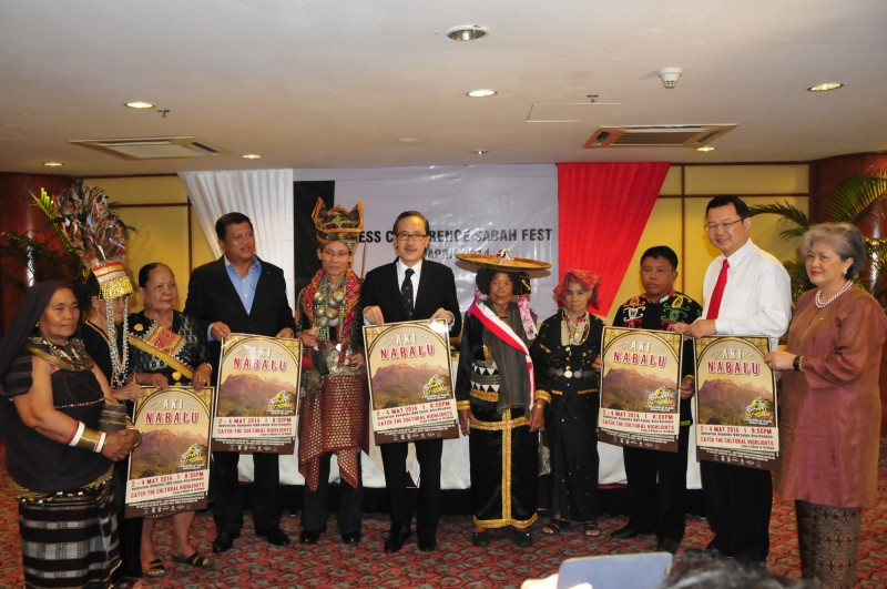 Sabah Fest 2014 Press Conference